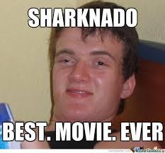 Sharknado Meme - sharknado are you serious by recyclebin meme center