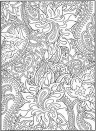 complicated coloring pages adults cecilymae