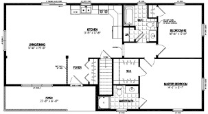 Huf Haus Floor Plans by Certified Homes Frontier Style Certified Home Plans