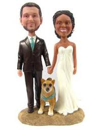 cake toppers bobblehead bobblehead wedding cake topper food photos