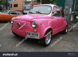 old fiat chiang mai thailand mar 10fiat 600 stock photo 97232729 shutterstock