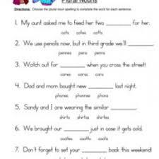 plural nouns worksheets have fun teaching
