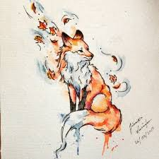 25 beautiful fox tattoos ideas on pinterest fox drawing fox