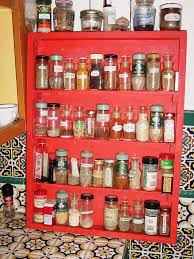 At Home Decor Remodelaholic 25 Ways To Use Ikea Bekvam Spice Racks At Home And