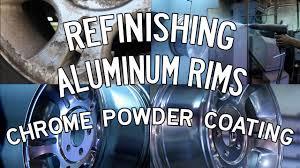 lexus wheels peeling refinishing aluminum wheels from bast tire youtube