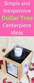 five easy dollar tree centerpiece ideas for weddings