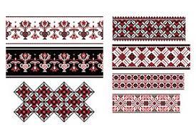 ukrainian decorative ornaments illustrations creative market