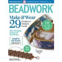 magazine issues magazines beading