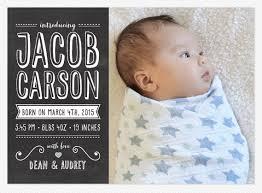 baby boy birth announcement vs design savvy sassy