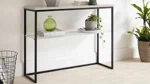 black console table with storage mill mini console table cb2 intended for black plan 18 warface co