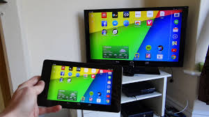 tv android how to mirror android to tv technobezz