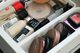 how to organize a small makeup collection e2 80 93 angle2 detail3