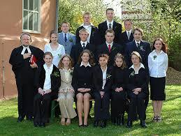 2003 Ev Kirche Groß Ilsede Konfirmandengruppe 2003