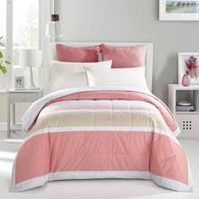 Pink Striped Comforter Popular Gray Striped Comforter Buy Cheap Gray Striped Comforter