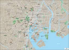 Orlando City Map by Geoatlas City Maps Tokyo Map City Illustrator Fully