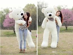 big teddy wholesale wholesale white toys 6 big teddy stuffed