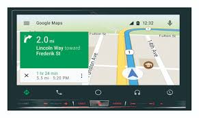 Here Maps Android It U0027s Here Android Auto For The Vehicle You Already Own Columbus