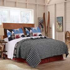 bear lodge and leaves bedding sale u2013 ease bedding with style