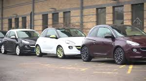 vauxhall adam advanced park assist vauxhall adam youtube