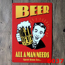 compare prices on vintage men metal signs online shopping buy low