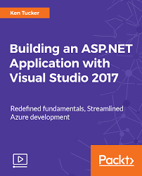 building an asp net application with visual studio 2017 video