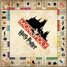 film quote board game harry potter monopoly this guy full on created the game but it
