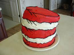 dr seuss cakes coolest dr seuss birthday cakes on the web s largest