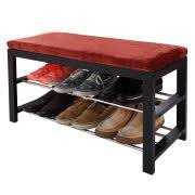 Hallway Shoe Storage Bench Storage Benches With Cushions