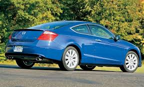 2008 honda accord ex l coupe 2008 honda accord coupe ex l v 6 take road test reviews