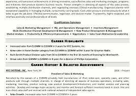 Marketing Executive Resume Sample by Executive Resume Samples Pdf Sample Resume Senior Sales Marketing