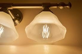 Bulbs For St18 Led Filament Bulb 60 Watt Equivalent Led Vintage Light Bulb