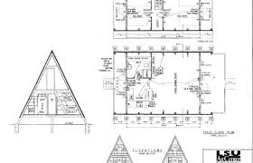 a frame cabins kits a frame cottage plans with loft house cabin small custom