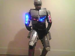 Robocop Halloween Costume 50 Greatest Halloween Costumes 2010 Collegehumor
