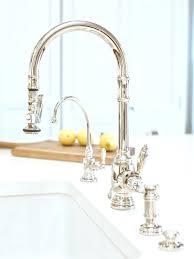 brass faucet kitchen best kitchen brass images on kitchen faucets