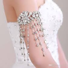wedding jewelry wedding party prom bridal jewelry accessories rhinestone