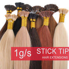 bonded hair extensions classic bonded hair extensions ebay