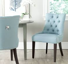 aqua dining room teal leather dining chairs home chair inspirations and room