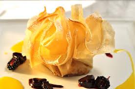 cuisine feuille de brick feuille de brick pastry pastry chef author eddy damme