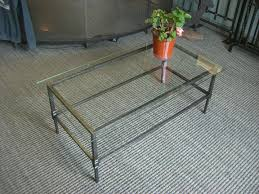 Elegant Coffee Tables by Simply Elegant Coffee Table Base Mclean Forge And Welding