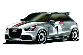 audi a1 wrc audi prepares 503hp a1 clubsport quattro for worthersee