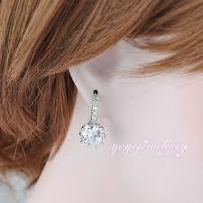 simple earrings design trendy fancy design gold earring single simple stud fashion