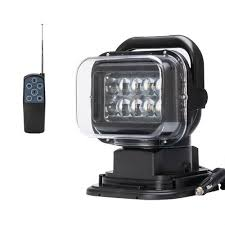moving head light price india led search lights led search light 30w with lithium polymer