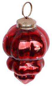 Buy Christmas Decorations Wholesale by Ornament U2013 Christmas Tree Decoration Antique Mercury Glass Finial