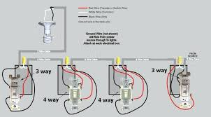 4 way switch wiring diagram multiple lights pdf hobbiesxstyle