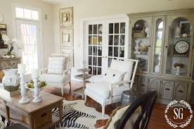 Entertainment Centers Home Staging Accessories 2014 5 Easy Tips To Style A Hutch Stonegable