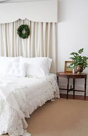 curtain over bed bedroom stunning white bedroom decorating ideas with white curtains