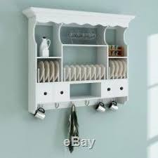 wall mounted kitchen display cabinets wall dish rack white wooden kitchen display cabinet mounted