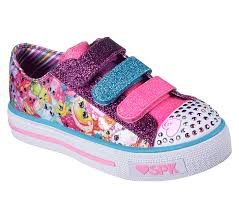 skechers light up shoes on off switch buy skechers shopkins shuffles rainbow bite shopkins shoes only