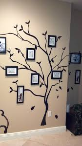 family tree wall done by my sisters tree stickers from pier one family tree wall done by my sisters tree stickers from pier one frames we