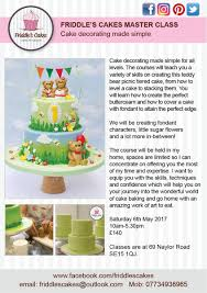 Learn To Decorate Cakes At Home Friddle U0027s Cakes Friddlescakes Twitter